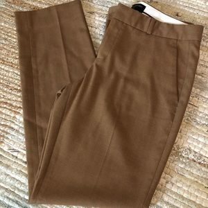 Banana Republic Ryan Pants - Camel